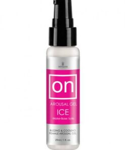 On™ For Her Arousal Gel Ice